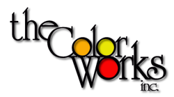 The Color Works Logo